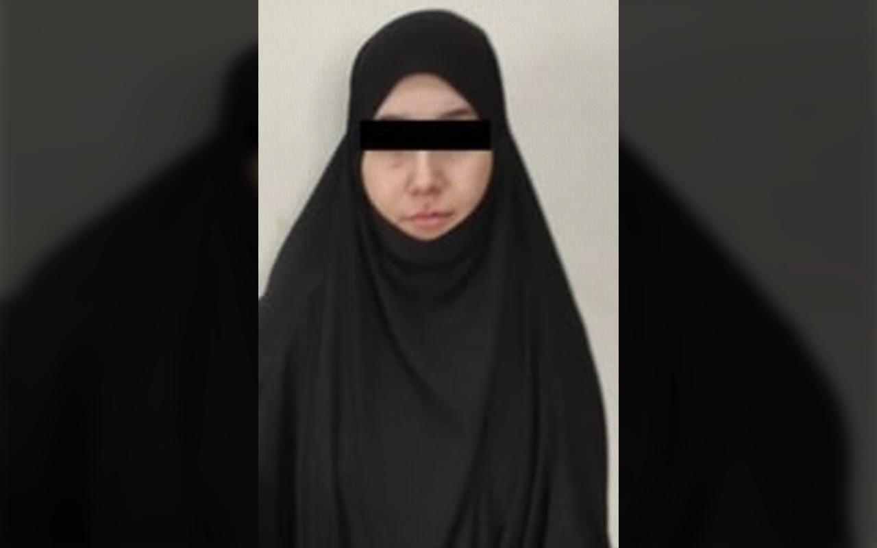 Gri listede aranan DEAŞ'lı kadın terörist Şanlıurfa'da sınırı geçerken yakalandı