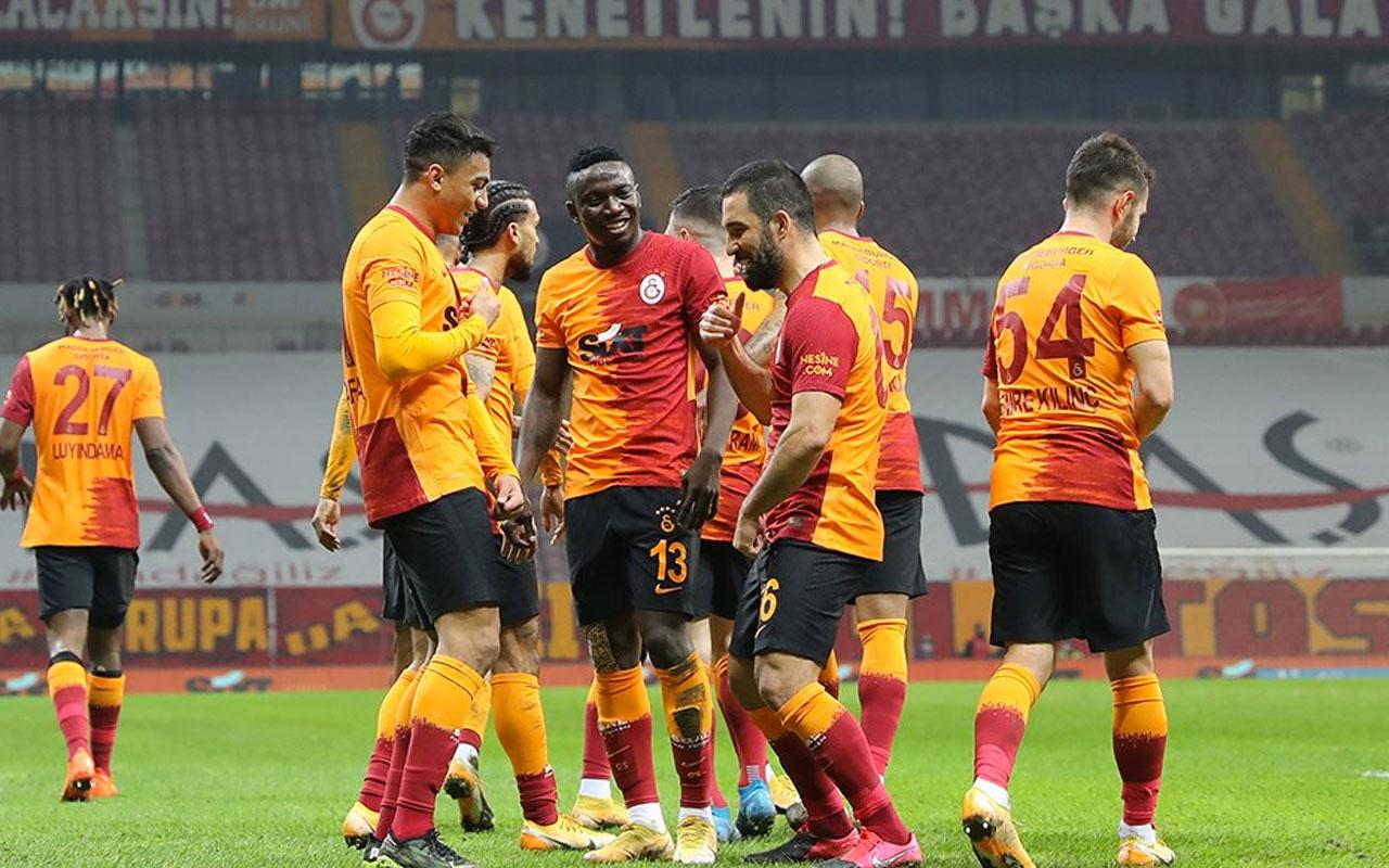 Galatasaray'ın konuğu Fatih Karagümrük