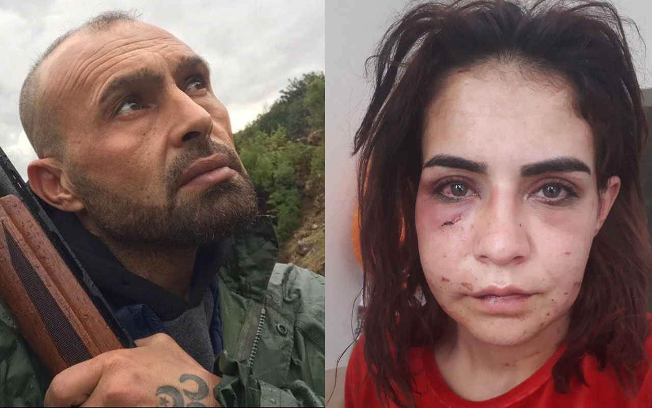 Beyza Yurttaş'a işkence eden eski sevgili Bülent Yüksek tutuklandı! Serbest kalmıştı ama...