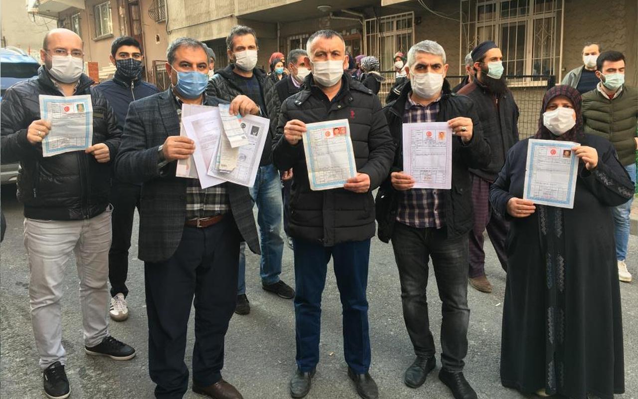 İstanbul'da 23 yıldır hayatları kabusa döndü: Perişan etmek istiyorlar
