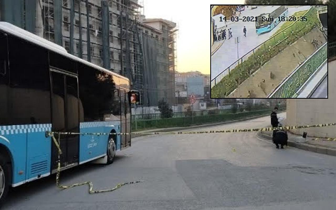 İstanbul'da 'eski sevgilimle konuştun' deyip sokakta kurşun yağdırdı