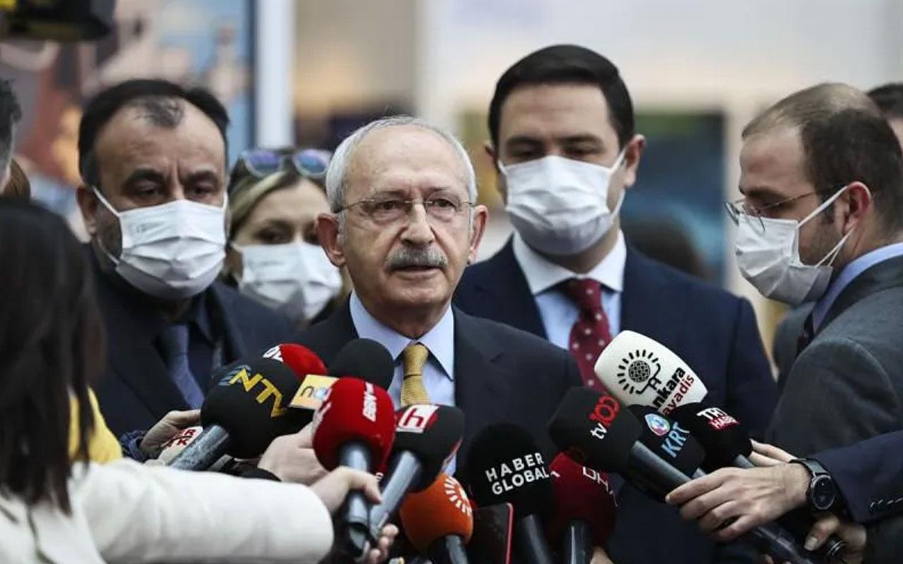 CHP Lideri Kemal Kılıçdaroğlu'ndan Şentop ve Bahçeli'ye eleştiri