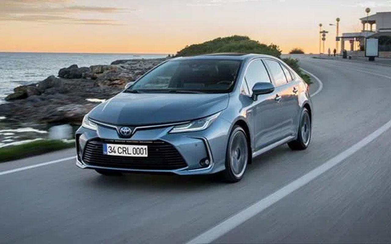 Toyota Corolla mart ayında en çok satan model oldu
