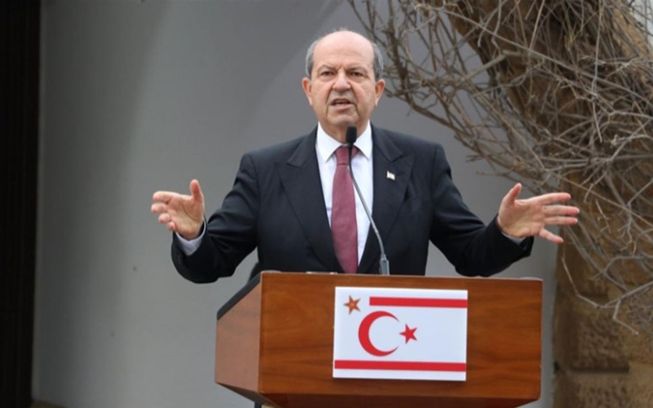 KKTC Cumhurbaşkanı Tatar: Türk askerinden asla vazgeçmeyeceğiz