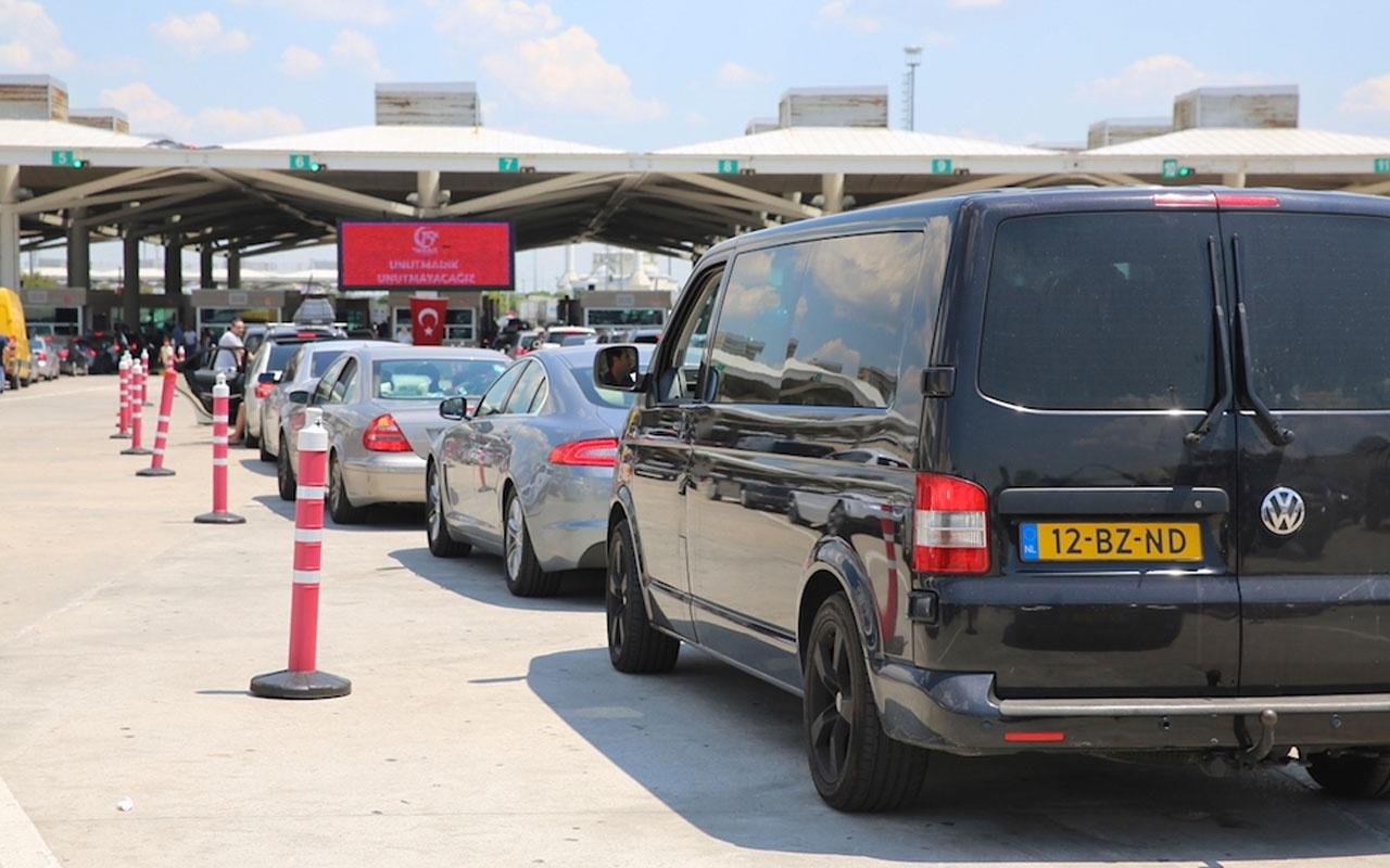 Flaş karar! Yurt dışından tamir ve bakıma gelen araçlardan geçiş ücreti alınacak