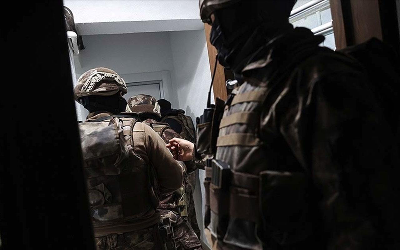 Adana'da PKK/KCK'ya yönelik operasyonda 8 şüpheli gözaltına alındı
