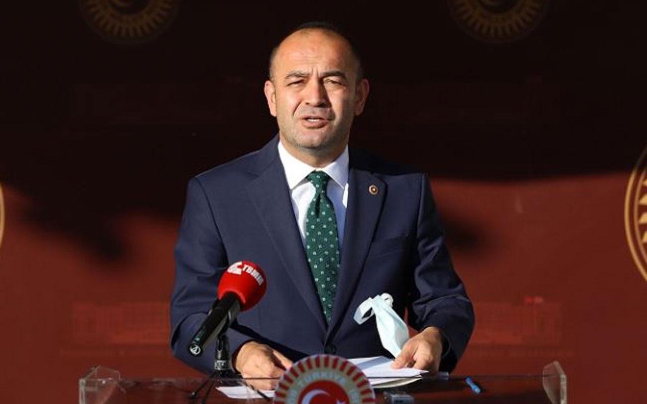 CHP'li milletvekiline kaset şantajı davasında sanıklara tahliye