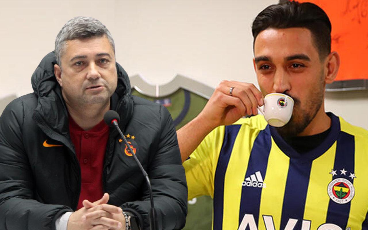 İrfan Can'dan Galatasaray'a gönderme! Levent Şahin'in 'düğün' sözüne olay hamle