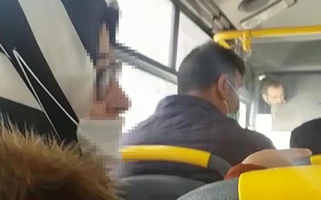 Kars'ta yolcusuna 'Kucağıma mı alayım?' diyen halk otobüsü şoförü hakkında dava açıldı
