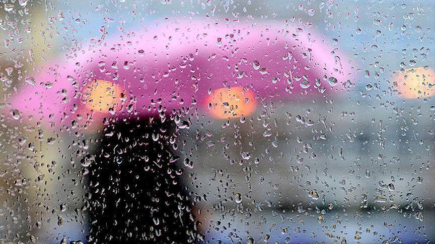 Gece başlıyor hafta boyu sürecek! Meteoroloji'den sağanak ve fırtına uyarısı