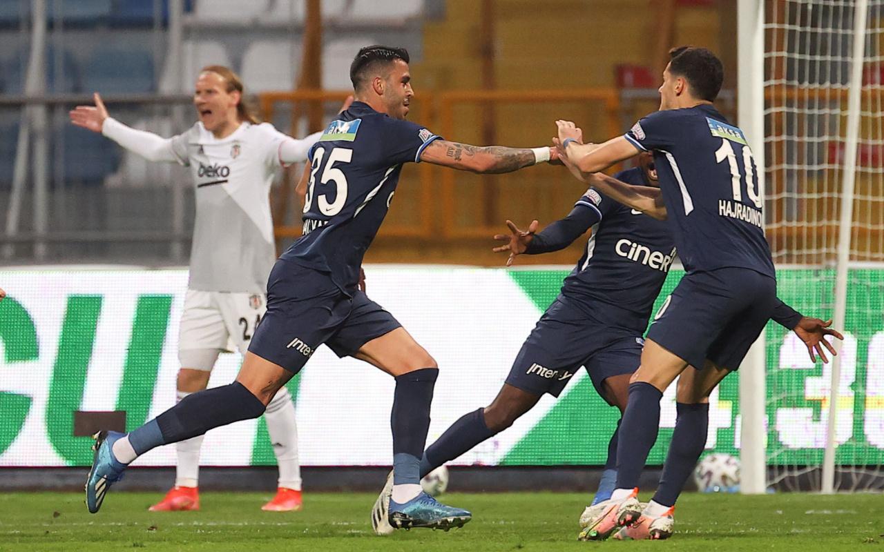 Kasımpaşa Beşiktaş maçı golleri ve geniş özeti