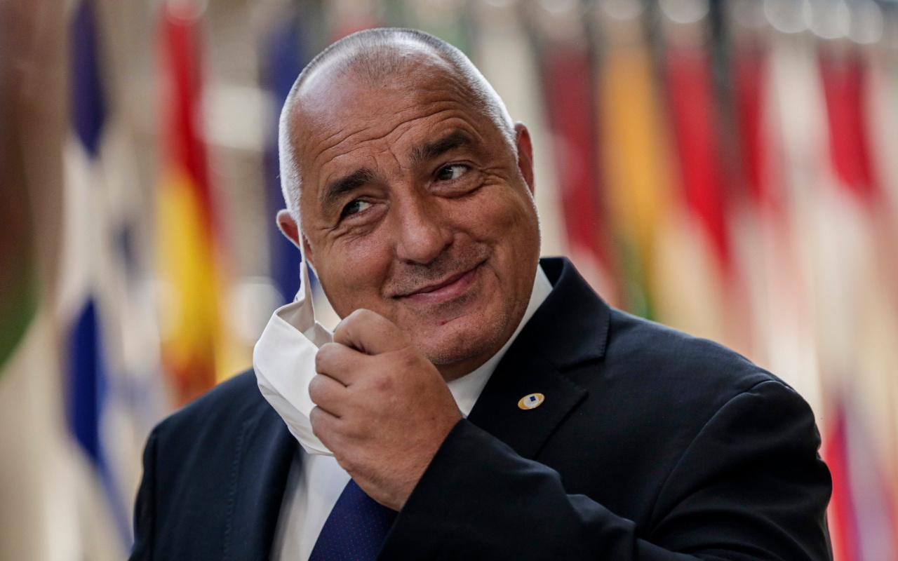 Bulgaristan'da seçimin galibi Borisov oldu