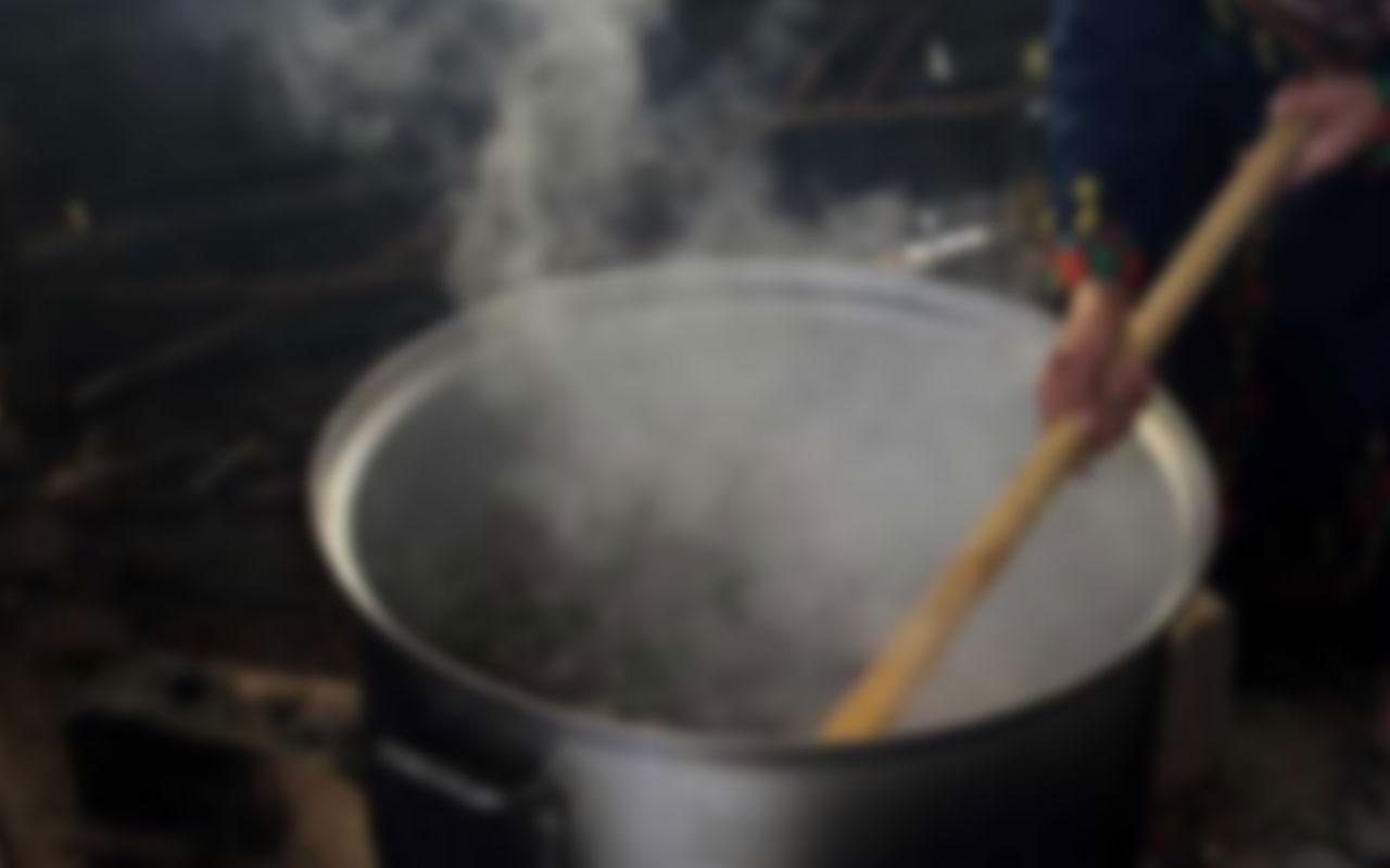 Tunceli'de 'hayır yemeği' hazırlayan aşçıda mutant virüs tespit edildi! Köy karantinaya alındı