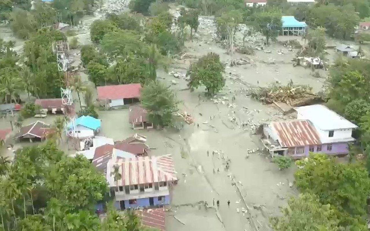 Endonezya'da sel felaketi: 44 kişi yaşamını yitirdi 9 kişi ise yaralandı