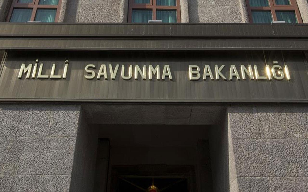 Milli Savunma Bakanlığı'ndan 103 emekli amiral bildirisine sert tepki: Yargı gereğini yapacaktır