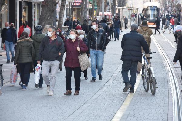 Eskişehir'de harita kıpkırmızı oldu nedeni ev kadınları ve öğrenciler!