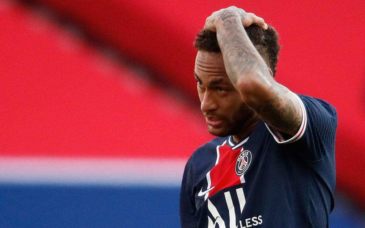 Neymar, Barcelona'ya dönmeye hazır