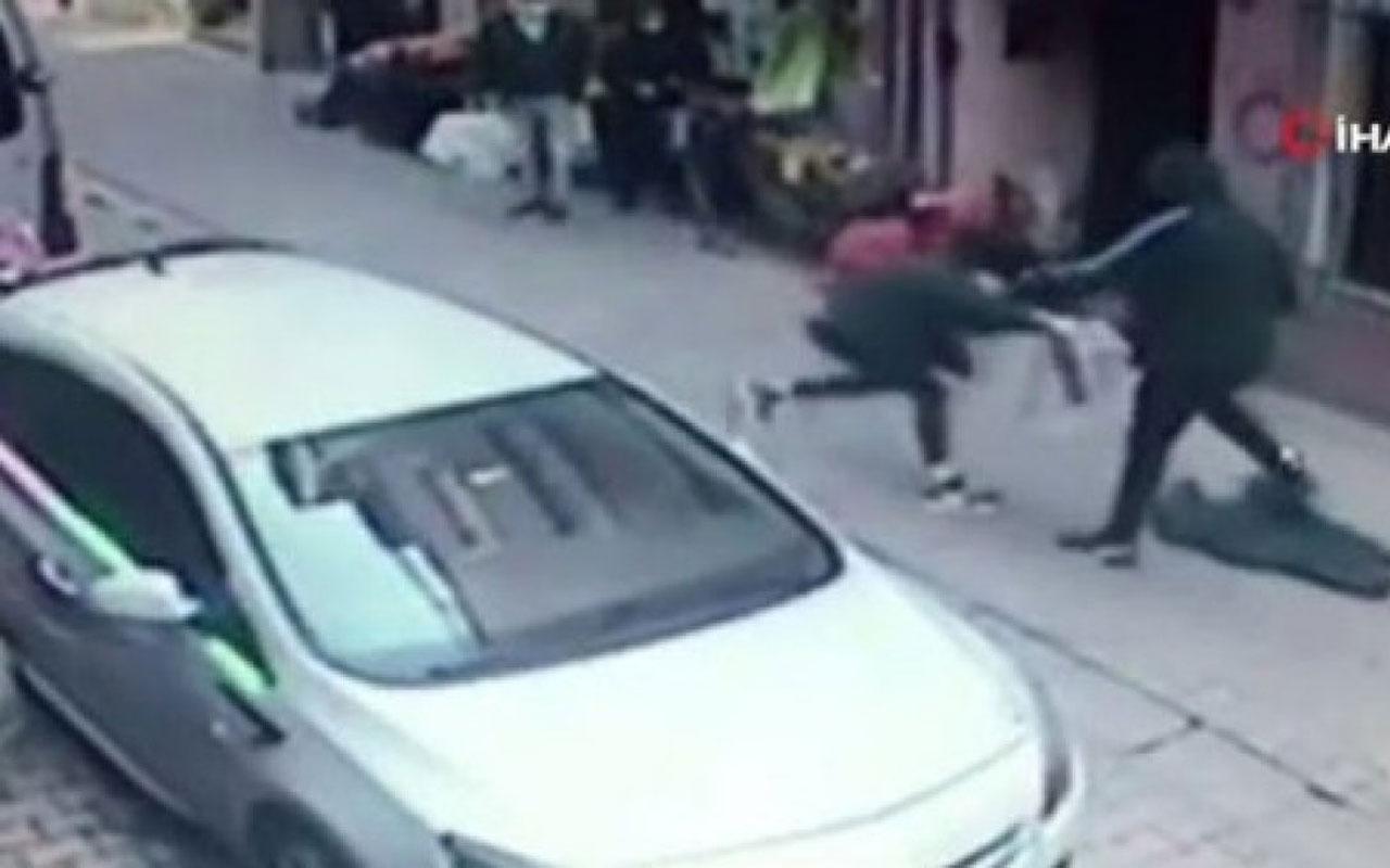 İstanbul'da feci olay!  Boşanmak isteyen eşini bıçakladı