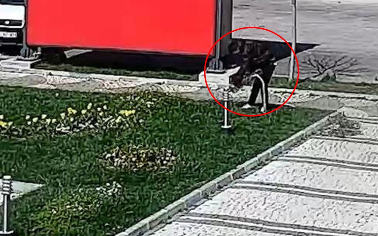 Kırklareli'nde pes dedirten olay! Kamera görüntüleri incelenince ortaya çıktı