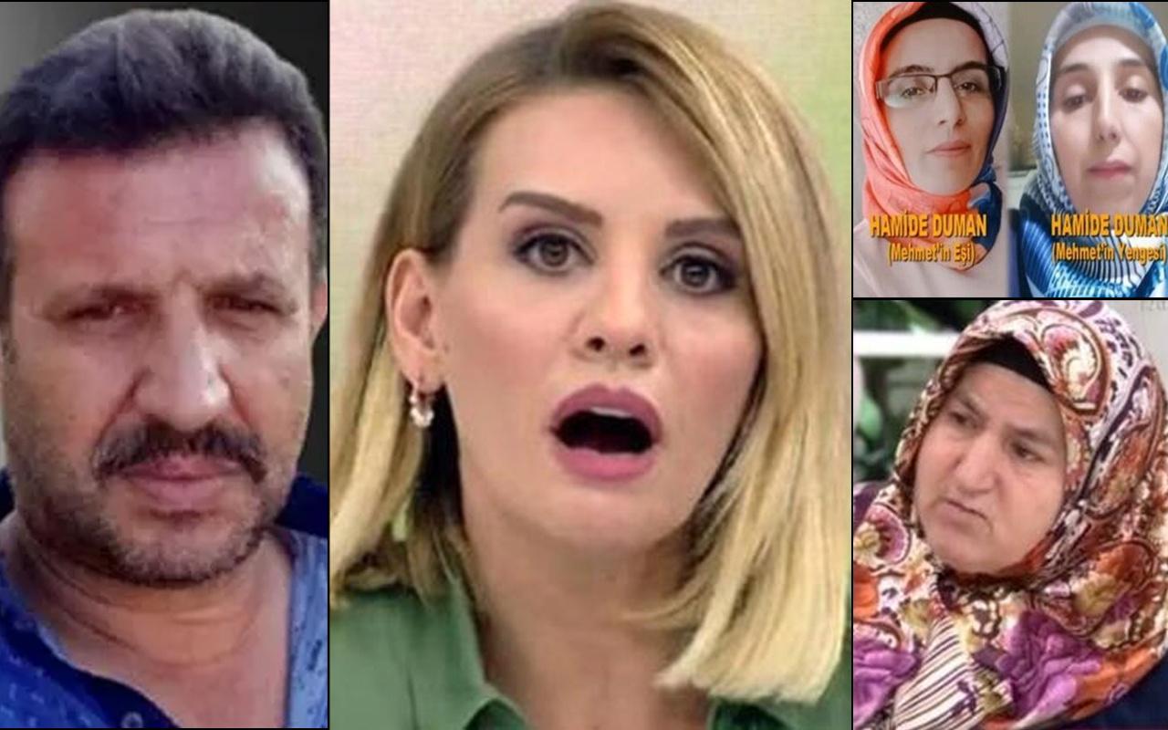 Yufkacı Muammer olayında 3. kadının itirafları Esra Erol'u şaşkına çevirdi