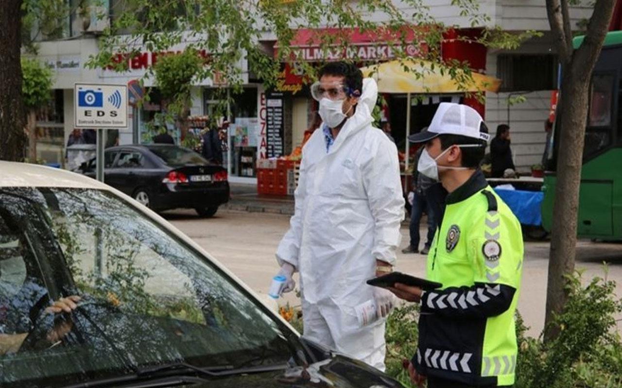 İçişleri Bakanlığı: Kısıtlamaya uymayan 26 bin 649 kişiye işlem yapıldı