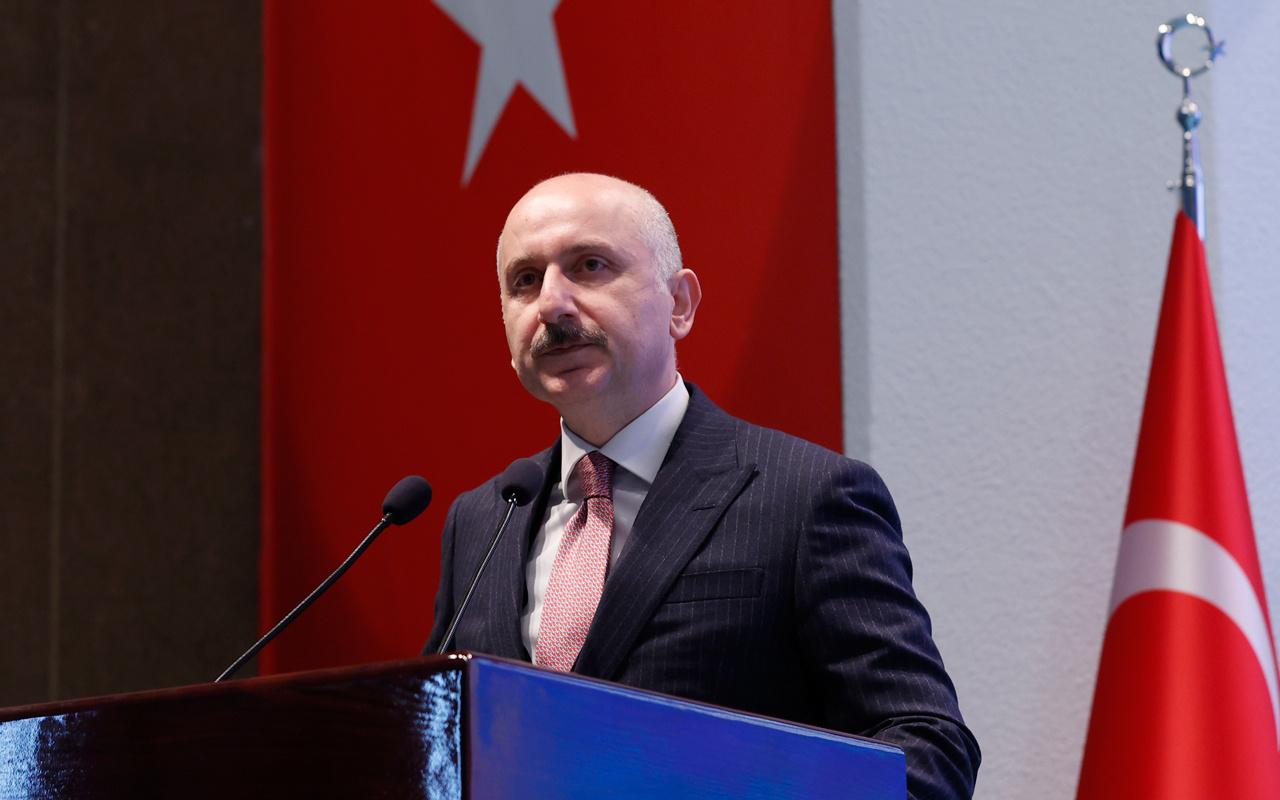 Bakan Adil Karaismailoğlu'ndan 'Kanal İstanbul' açıklaması