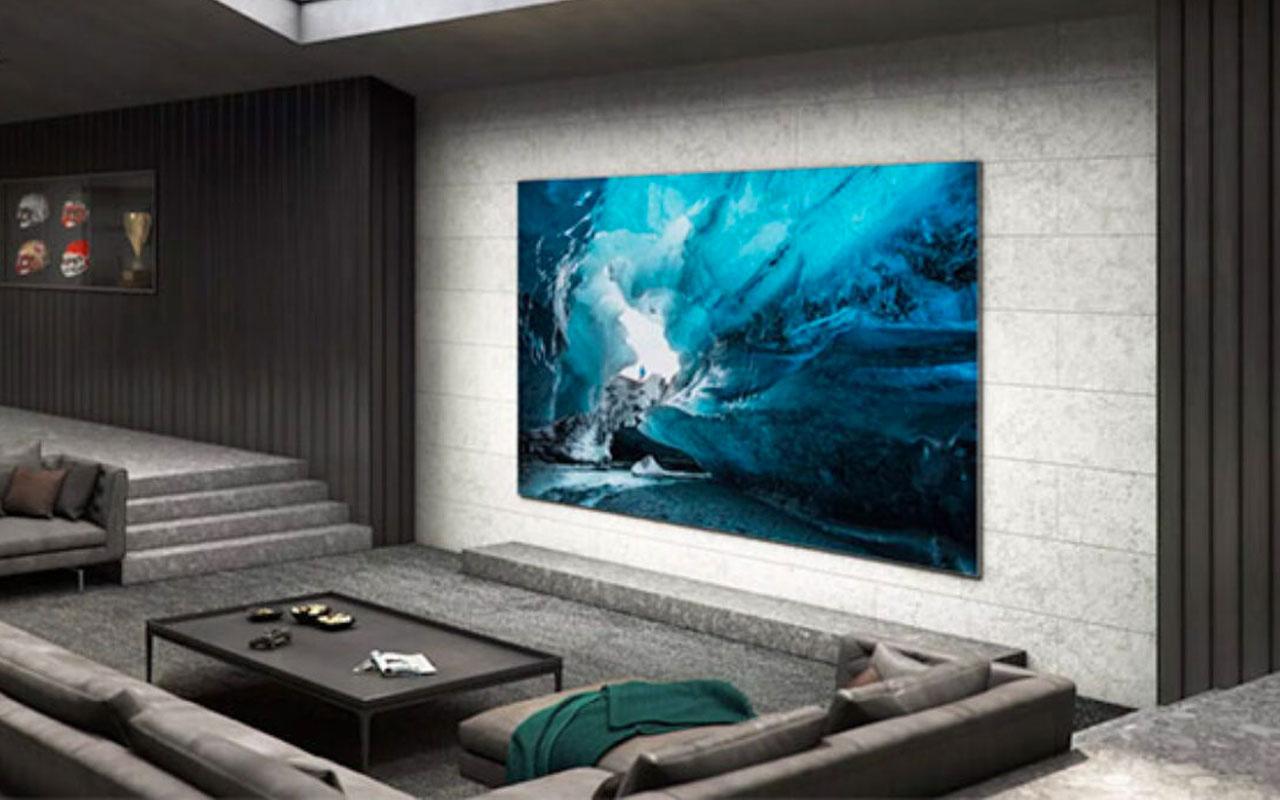 Samsung'un yenilikçi 2021 model TV'leri, 'Teknoloji Semineri'nde sahneye çıktı