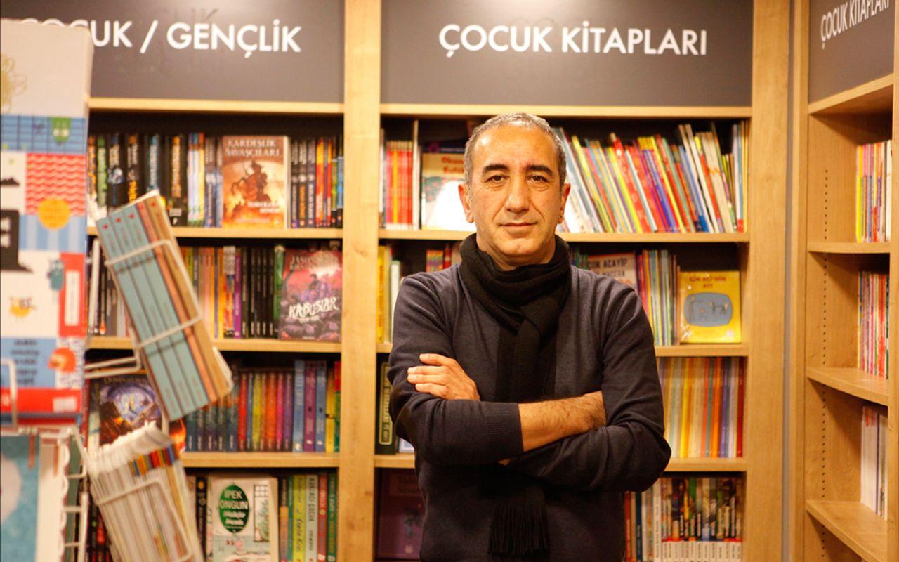 Masal kitapları yazarı Hakan Bayhan: Çocuklara kitap verin; bırakın yırtsın