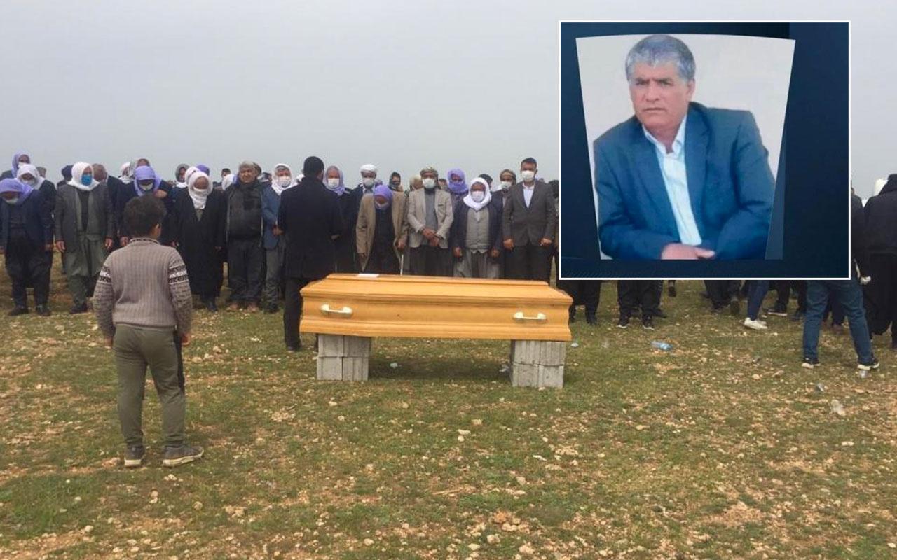 Şivan Perwer'in koronavirüsten ölen kardeşi Aziz Aygün defnedildi