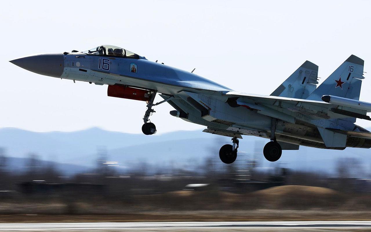 Son dakika Rusya'dan Türkiye'ye Su-35 şoku! Teklifi reddetiler