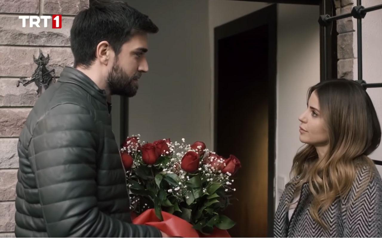 Teşkilat dizisindeki Ceren'i oynayan Ezgi Eyüpoğlu Twitter'a damga vurdu
