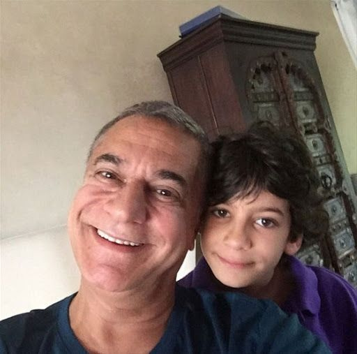 Mehmet Ali Erbil oğlu Ali Sadi'yle paylaşım yaptı takipçileri yorum yağdırdı