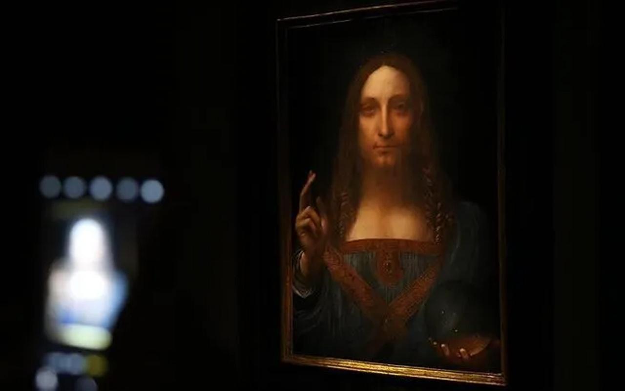 Dünyanın en pahalı tablosu NFT olarak satışa çıktı! Sadece 1 fark var