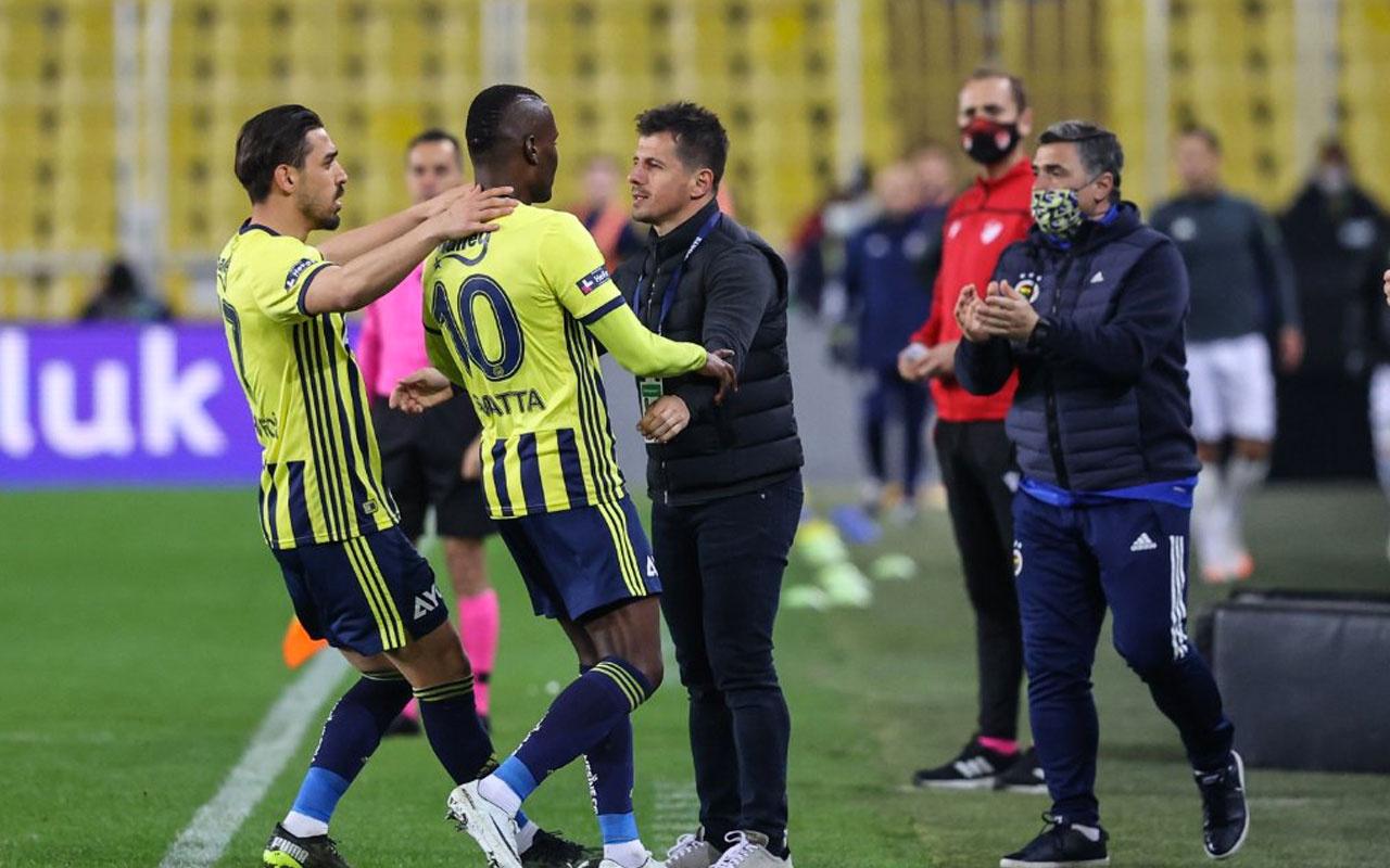 Fenerbahçe iç sahada 65 gün sonra kazandı