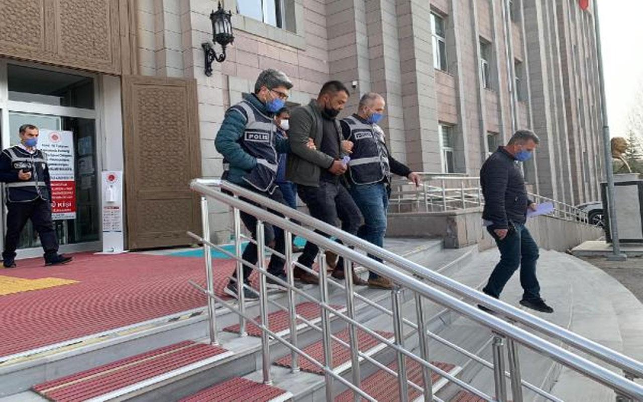 Konya'daki dehşet! Çocuklarının okulu önünde kayınpederini öldüren damat tutuklandı