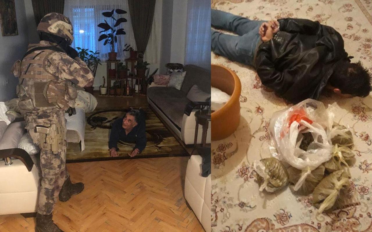 """Ankara'da """"Vadi"""" operasyonu! 81 şüpheli yakalandı"""