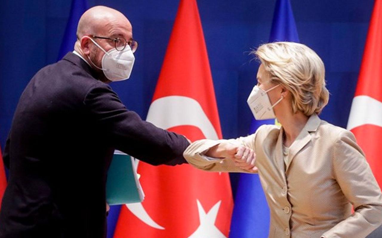 AB'den kritik ziyaret: Von der Leyen ile Michel Türkiye'ye geliyor