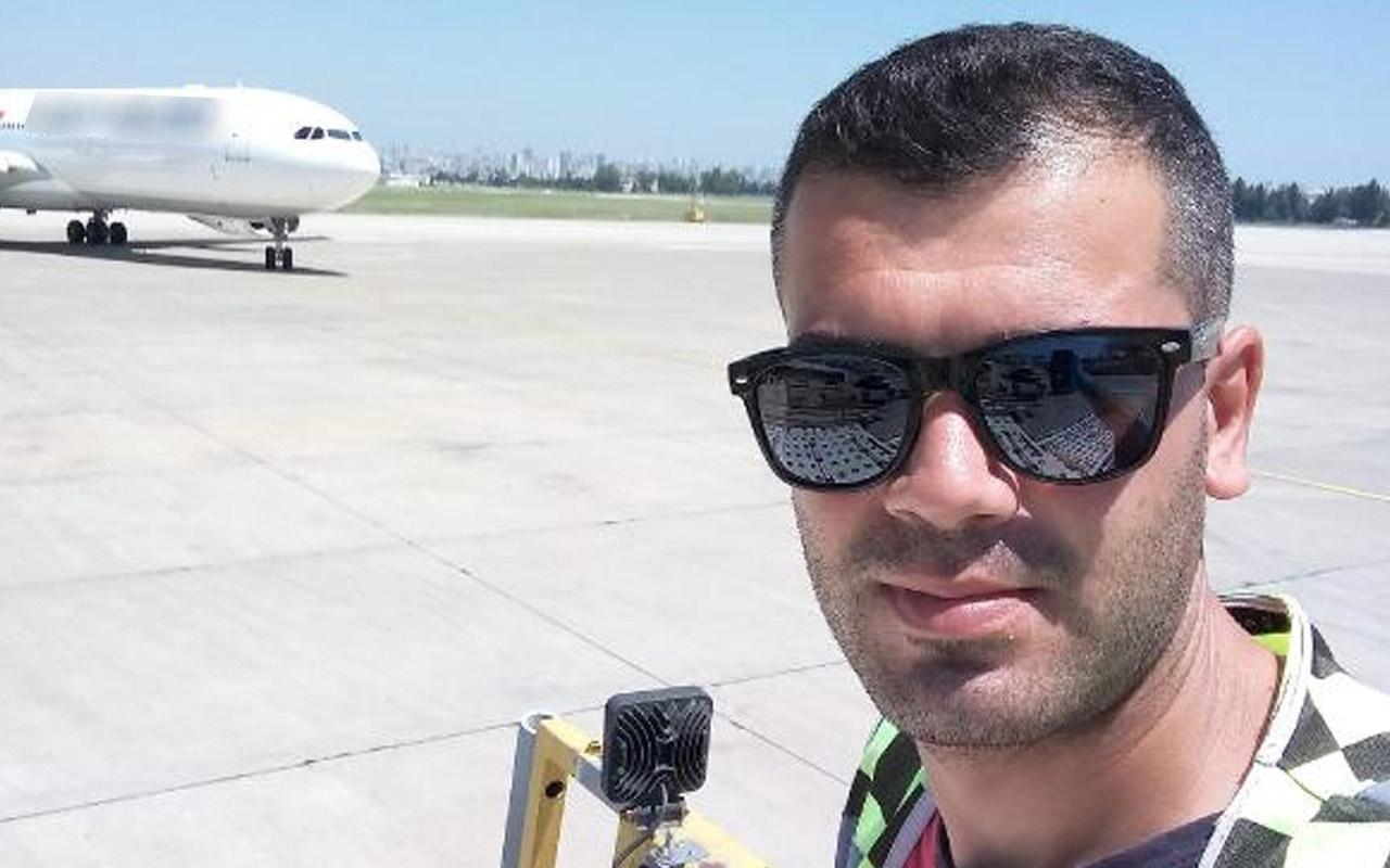 Adana'da çalıştığı havalimanı yakınlarında kendisini ağaca astı! Tefeci iddiası