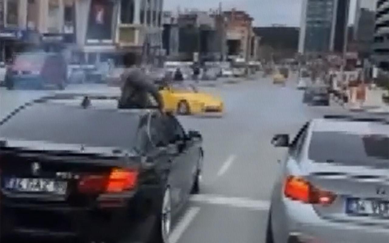 İstanbul Ümraniye'de ikinci kez drift yapan sürücünün ehliyeti süresiz iptal edildi
