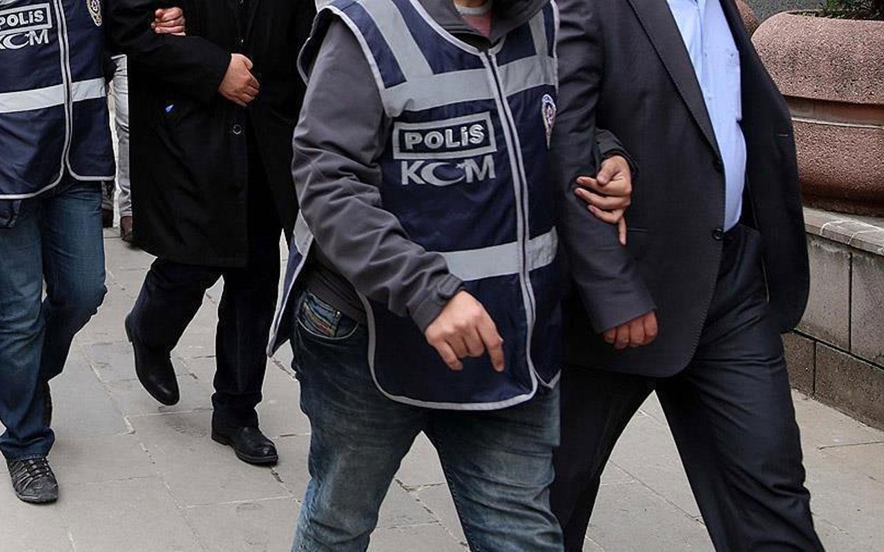 İzmir'de FETÖ operasyonu! 10 şüpheli gözaltına alındı