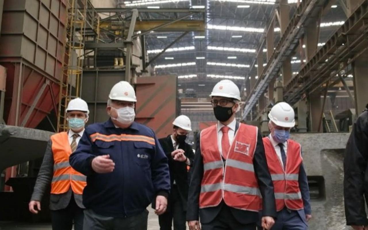 Savunma Sanayi Başkanı İsmail Demir bizzat yerinde inceledi: Çok önemli rol oynuyorlar