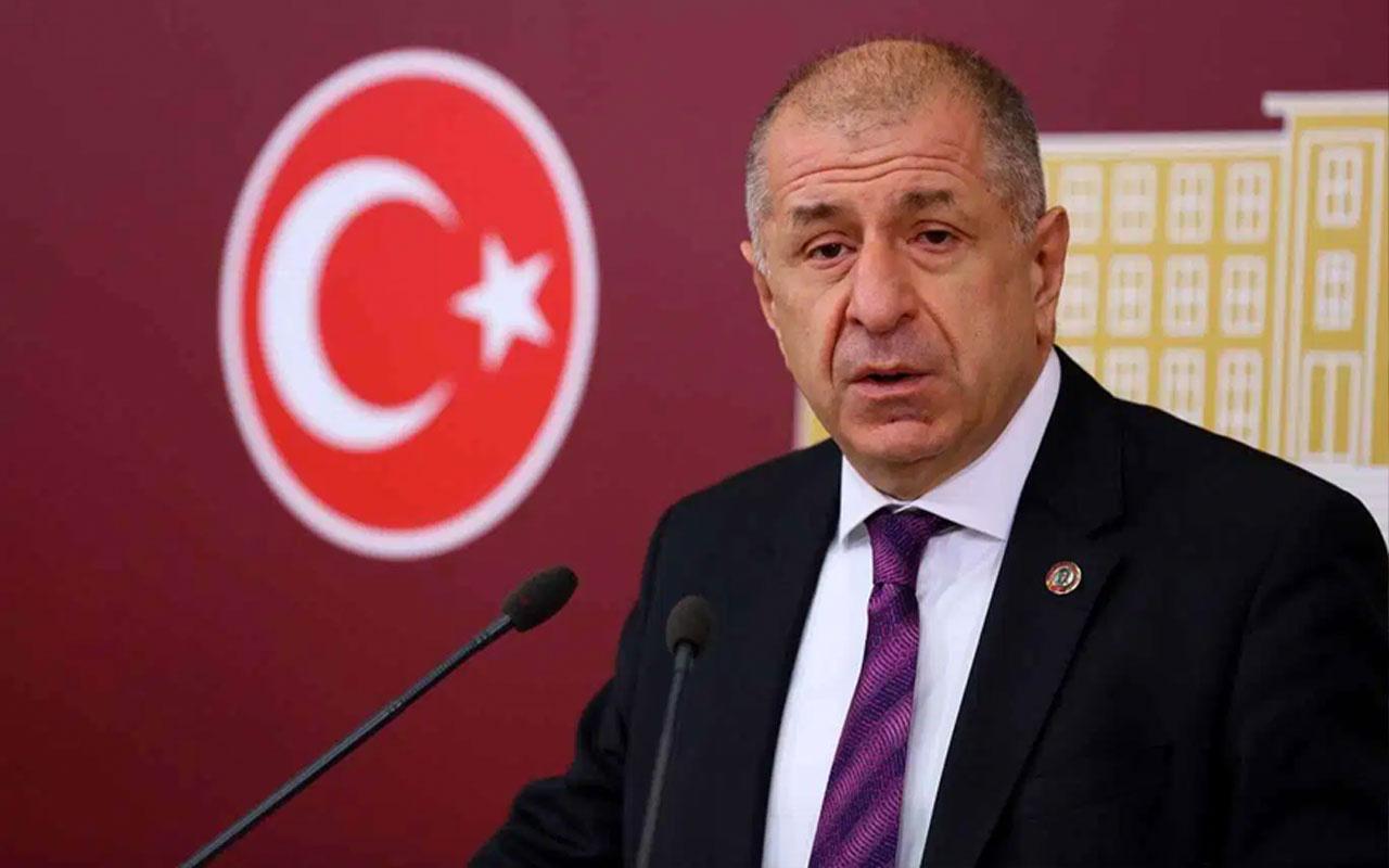 Ümit Özdağ'ın kurduğu Zafer Partisi'nin kurucu listesi Akşener ismi dikkat çekti