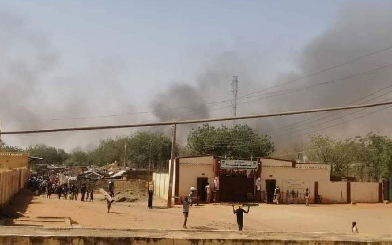 Sudan'da kabile çatışması: En az 40 ölü, 60 yaralı