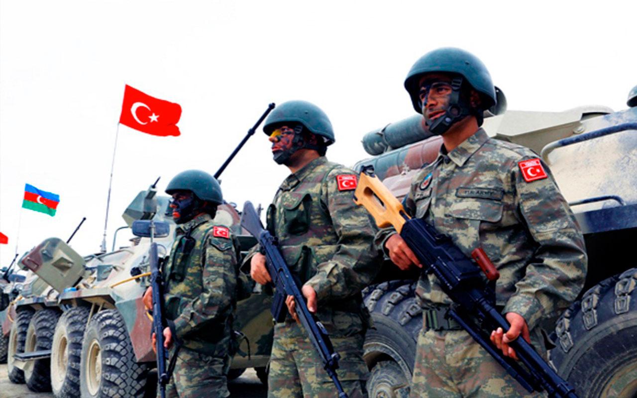 Türkiye ile Azerbaycan ortak tatbikat başladı dosta güven düşmana korku