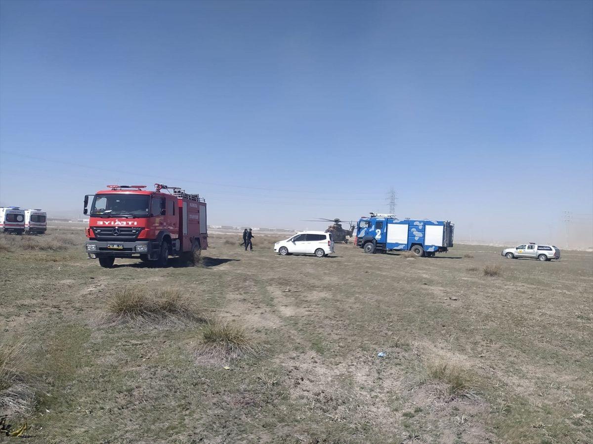 Konya'da Türk Yıldızları uçağı düştü! Pilot Burak Gençcelep Türk Yıldızları'nın ikinci şehidi oldu