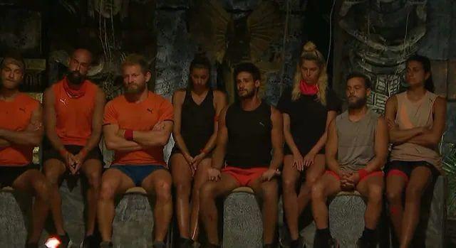 Survivor'dan bakın kim elendi Acun Ilıcalı 5 Survivor yarışmacısını affetmedi ceza kesti
