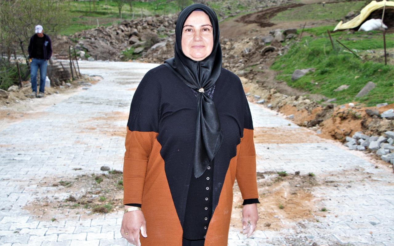 Alkışlanacak başarı! Elazığ'da 'kadın başına ne yapabilir' sözüne aldırış etmedi