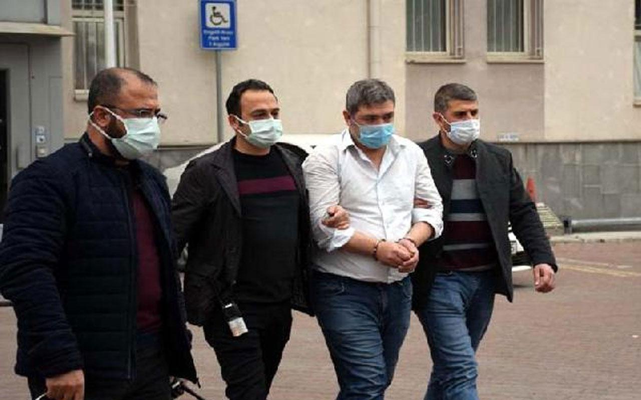 Kayseri'deki vahşet! 30 bıçak darbesiyle öldürülen kadının katil zanlısı eski koca yakalandı