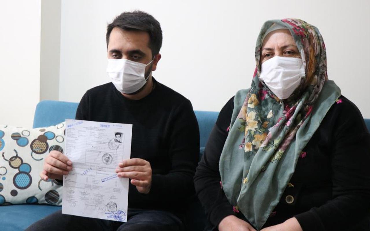 Kırşehir'de 3 farklı rapor almıştı! Hayatının şokunu yaşadı
