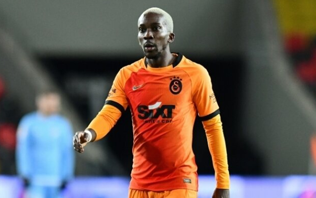 Galatasaray'da Henry Onyekuru'nun annesi vefat etti